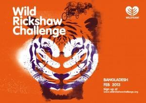 Wild Rickshaw Challenge_Poster