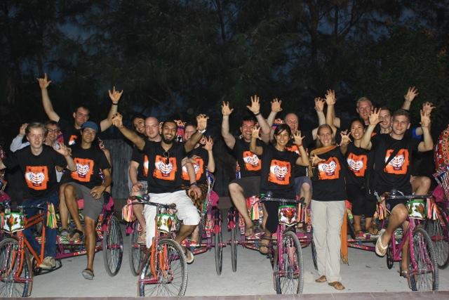 Rickshaw Challenge Groupshot
